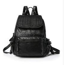 Сумка STACY 091816 Горячая распродажа! Леди Мода Искусственная кожа рюкзак