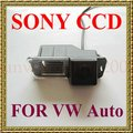 car camera!!! SONY CCD Car Rear View Reverse CAMERA for VW Volkswagen Polo V (6R)/ Golf 6 VI/ Passat CC With Guide Line