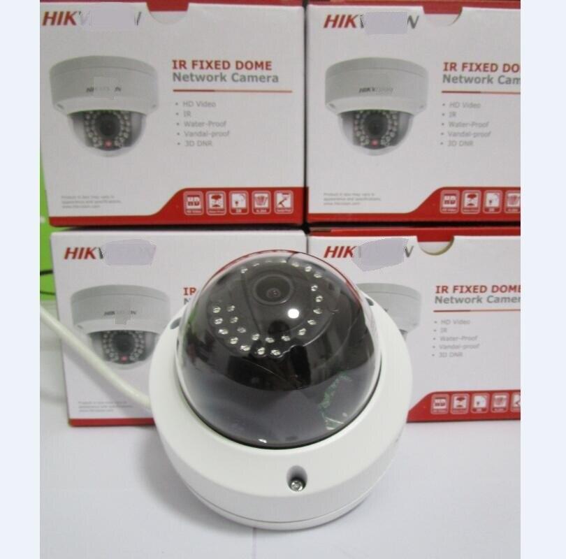 imágenes para DS-2CD2142FWD-I Inglés Versión $ number mp Cámara IP 4.0 megapíxeles Hikvision Mini Cámara Domo reemplazar ds-2cd2145f-i webcam cctv cámara