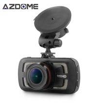 Azdome DAB205 Видеорегистраторы для автомобилей Камера Ambarella A12 чип HD 1440 P 30fps видео Регистраторы с G-Датчик HDR ADAS цикл Запись регистраторы