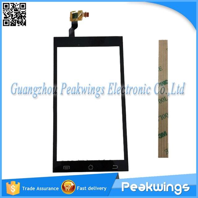 Painel Digitador Da Tela de Toque do Sensor de toque Para Jiayu G3 G3S