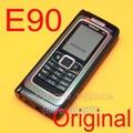 Оригинал NOKIA E90 Mobile Сотовый Телефон GSM Кач-band 3 Г GPS Wi-Fi Bluetooth Восстановленное