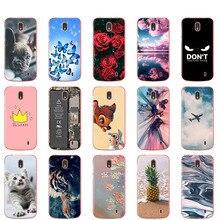 Case For Nokia 1 Plus Case Cover Cute an