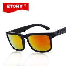 Envío Libre Timón Modelo Historia Mujeres Gafas Recubrimiento Sunglass gafas de Sol de Los Hombres de Moda 19 Colores gafas de sol oculos dos homens