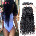 Peruvian Deep Wave Peruvian Curly Virgin Hair 4 Bundles Deal Tissage Bresilienne Ali Moda 100% Unprocessed Human Hair Extensions