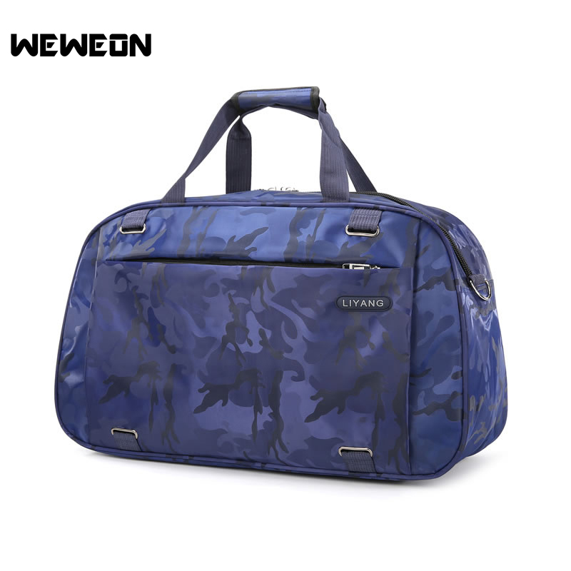 New Style Camo Gym Bags Sports Travel Handbag for Men and Women Outdoor Shoulder Bag Large Capacity Fitness Training Duffle Tote