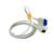 CE FDA dos Cuidados de Saúde Para Adultos Dispositivos Médicos SpO2 Cabo Adaptador, 2.2 m, compatível GE Oximax