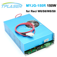 150W CO2 Laser Power Supply for Reci Co2 Laser Tube S6/S8