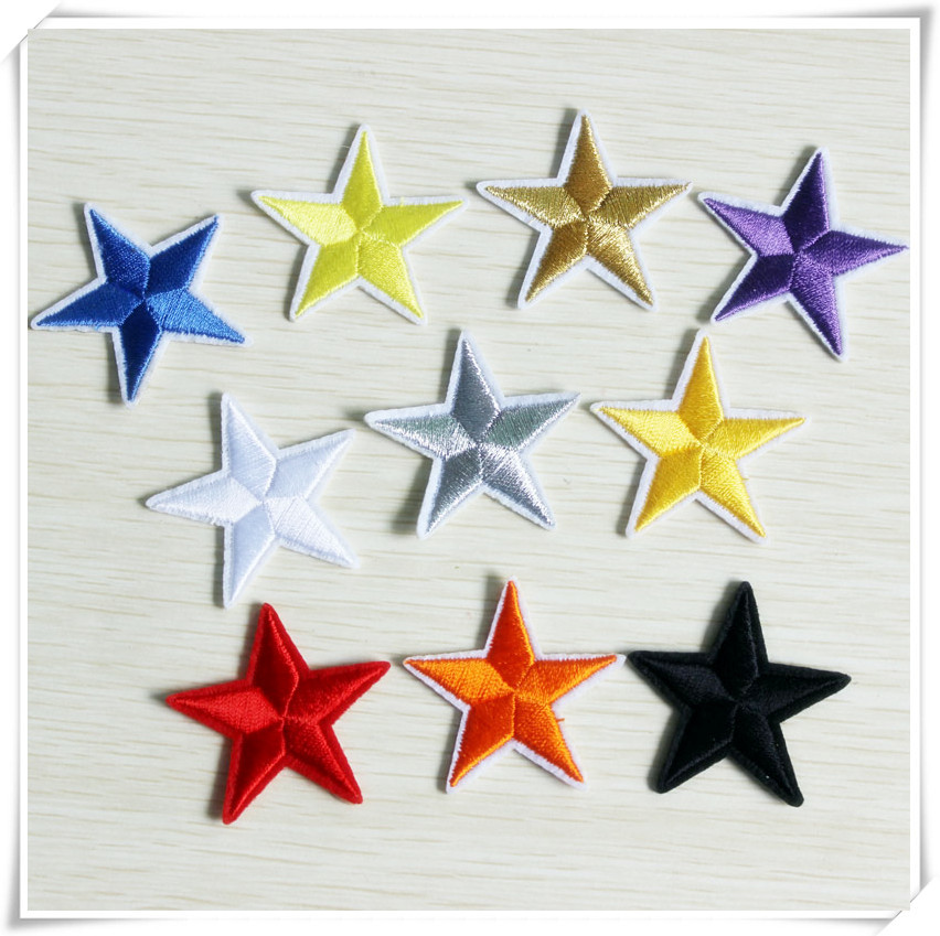 Aliexpress.com : Buy 10 colors Gold Patch Iron on Military ...