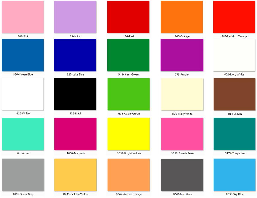 300mm X 200mm X 3 0mm Acrylic Pmma Opaque Color Sheets 1