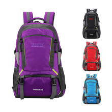 Fashion Waterproof Nylon Sports Backpack Male Breathable High Quality Travel Bag Ladies Outdoor Mountaineering