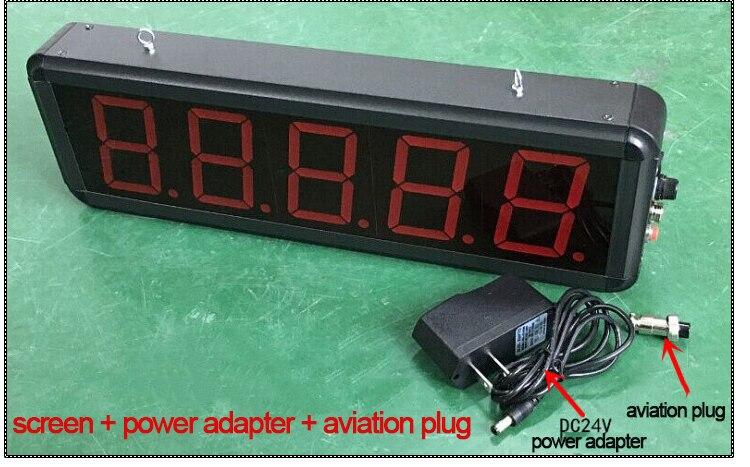 Zähler Infrarot Induktion Automatische Zähler Förderband Laden Recorder Montage Linie Großen Bildschirm Led Digital Display Zähler Messung Und Analyse Instrumente