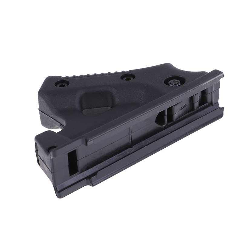 Tactical Paintball Airsoft Rvg Stijl Front Verticale Grip voor Airsoft BB AirGun1913 rail Polymeer grip voor 20mm Picatinny Rail
