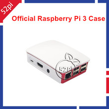 Official Raspberry Pi 3 Case ABS Enclosure Shell Box Cover from the Raspberry Pi Foundation