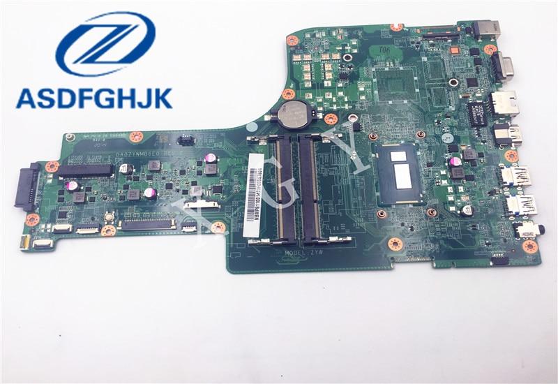 Laptop Motherboard DA0ZYWMB6E0 NBMP811001 NB.MP811.001 For Aceller FOR Aspire E5-771G E5-771 Motherboard DDR3L Integrated SR1E3