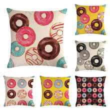 Swimming ring HomerDecor Cushion Cover Throw Pillowcase Pillow Covers 45 * 45cm Sofa Seat Cushion Decorative(China)