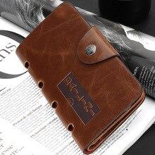 2015 Hot Sale Vintage Wallet Men Hasp Long Design Men Wallets High Quality Credit Card Holder