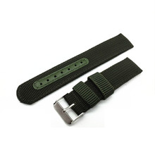 ot02 High Quality Nylon Watch Strap 20MM Watch band For Casio Watches Men/Women