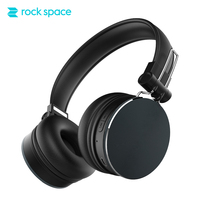 ROCKSPACE Bluetooth Headphone HB20 Wireless Earphone Stereo Headphones For IPhone Foldable With 3 5mm Jack On