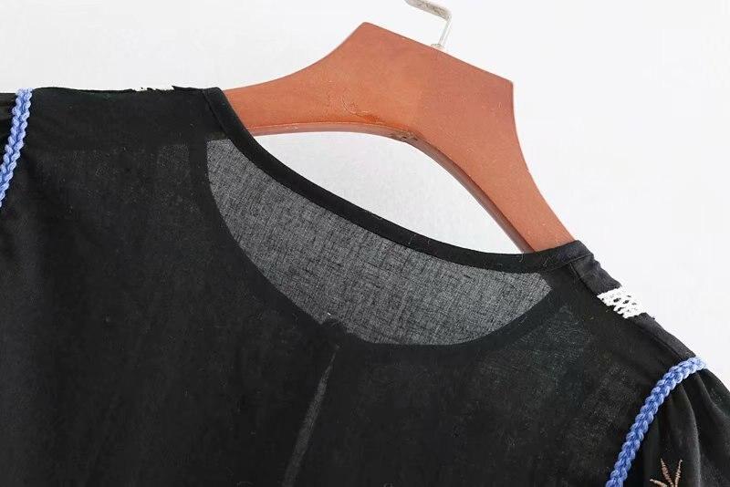 blouse Doneearly Boho Last 16