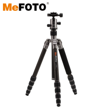 MeFOTO GlobeTrotter Flexible 360-degree Panning Tripod Kits Carbon Fiber C2350Q2 Camera Stand Tripe Para Camera Monopod dslr