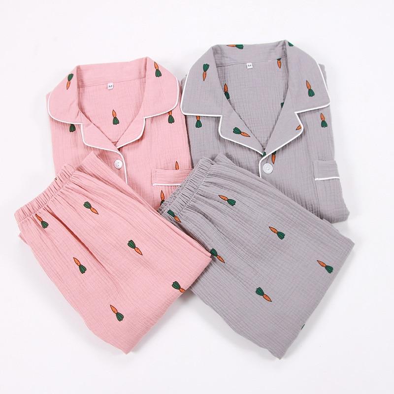 Family   Pajama     Sets   Japanese Child Yukata Underwear Kimono Robe Gown Cotton Suit Nightgown Sleepwear Bathrobe Leisure Homewear
