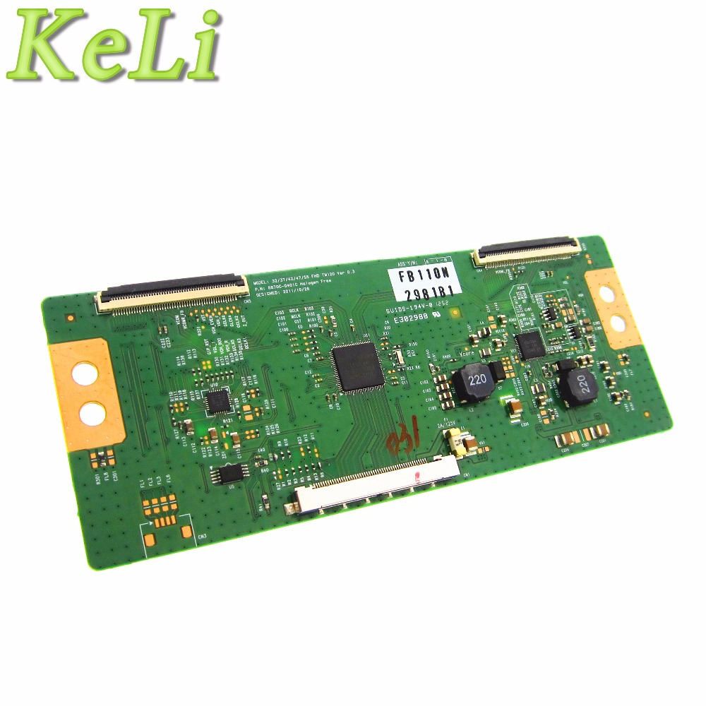 US $8 81 5% OFF|1pcs LCD 6870C 0401C 6870C 0401B Logic board 32/37/42/47/55  FHD TM120 Ver 0 2 for 32LS5600 32 LED TV T CON-in Replacement Parts &