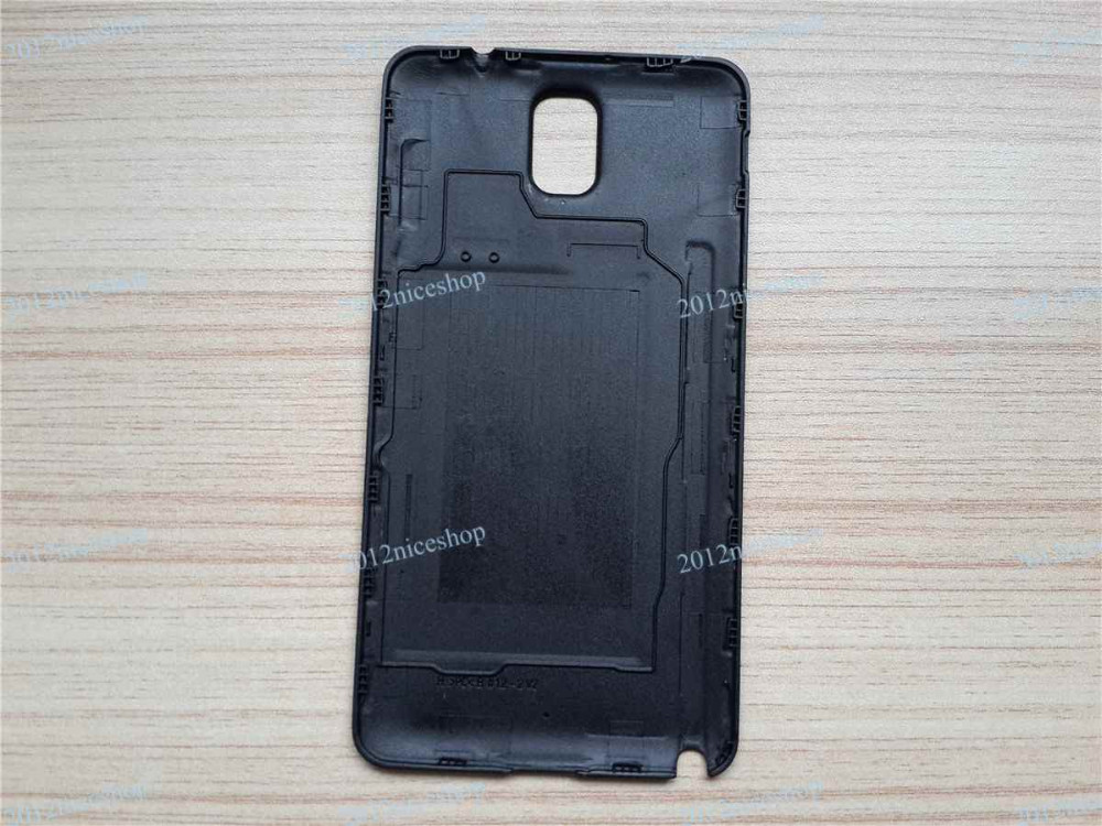 Note3 Cover Black-1