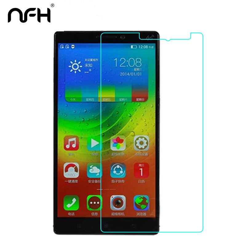 Tempered Glass For Lenovo A319 A5000 A6000 A7000 A850 A2010 K900 K910 K920 S580 S660 P780 Vibe P1M S1 X2 Screen Protector Case