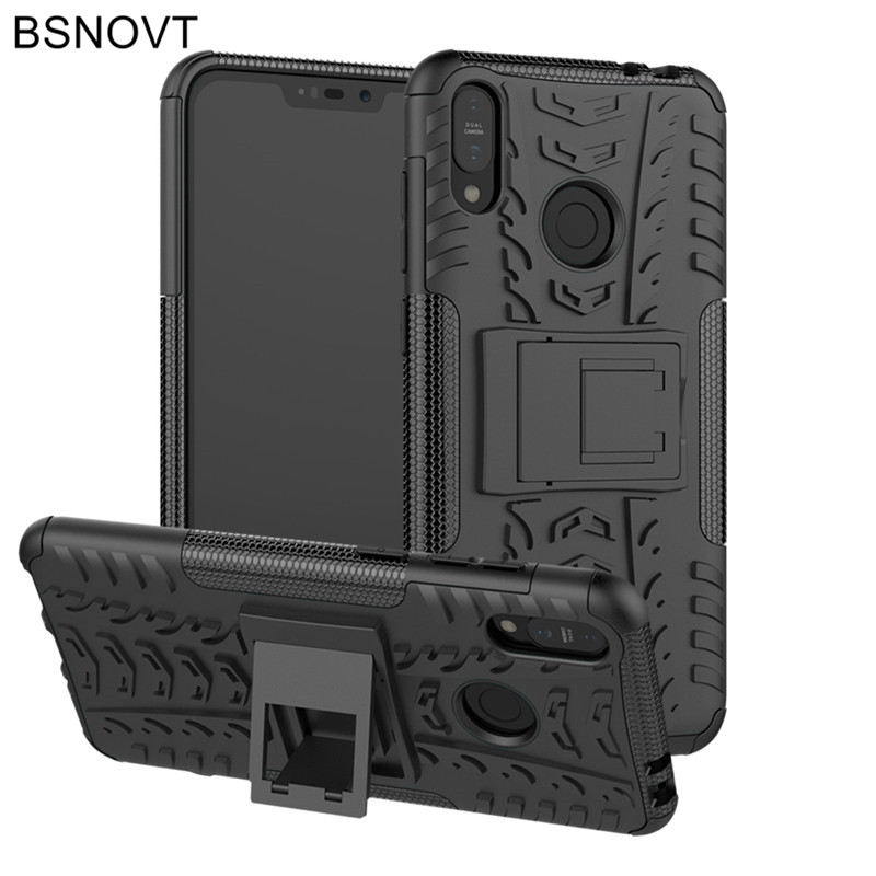 For Asus Zenfone Max (M2) ZB633KL Case Silicone Armor Bumper Anti-knock Case For Asus Zenfone Max (M2) ZB633KL Cover ZB633KL