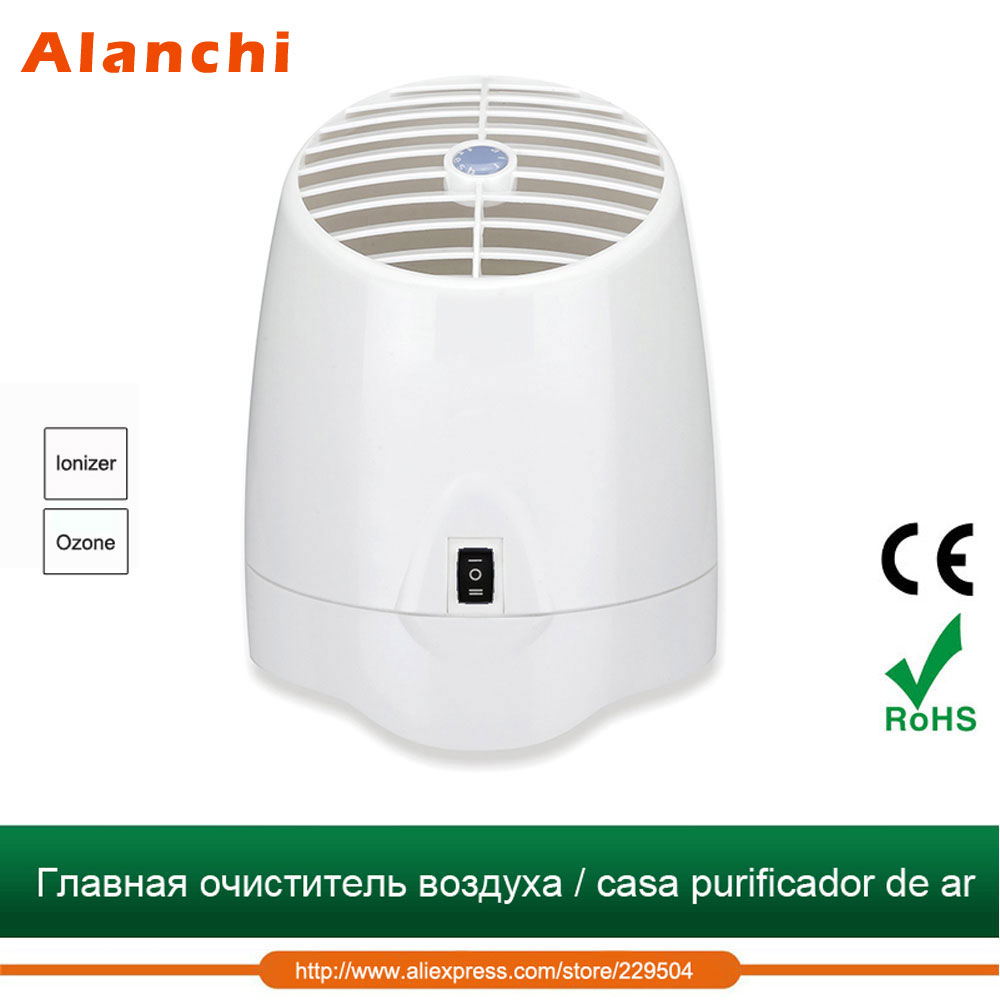 Alanchi Home and Office Air Purifier with Aroma Diffuser For Ozone Generator and Anion Generator цена