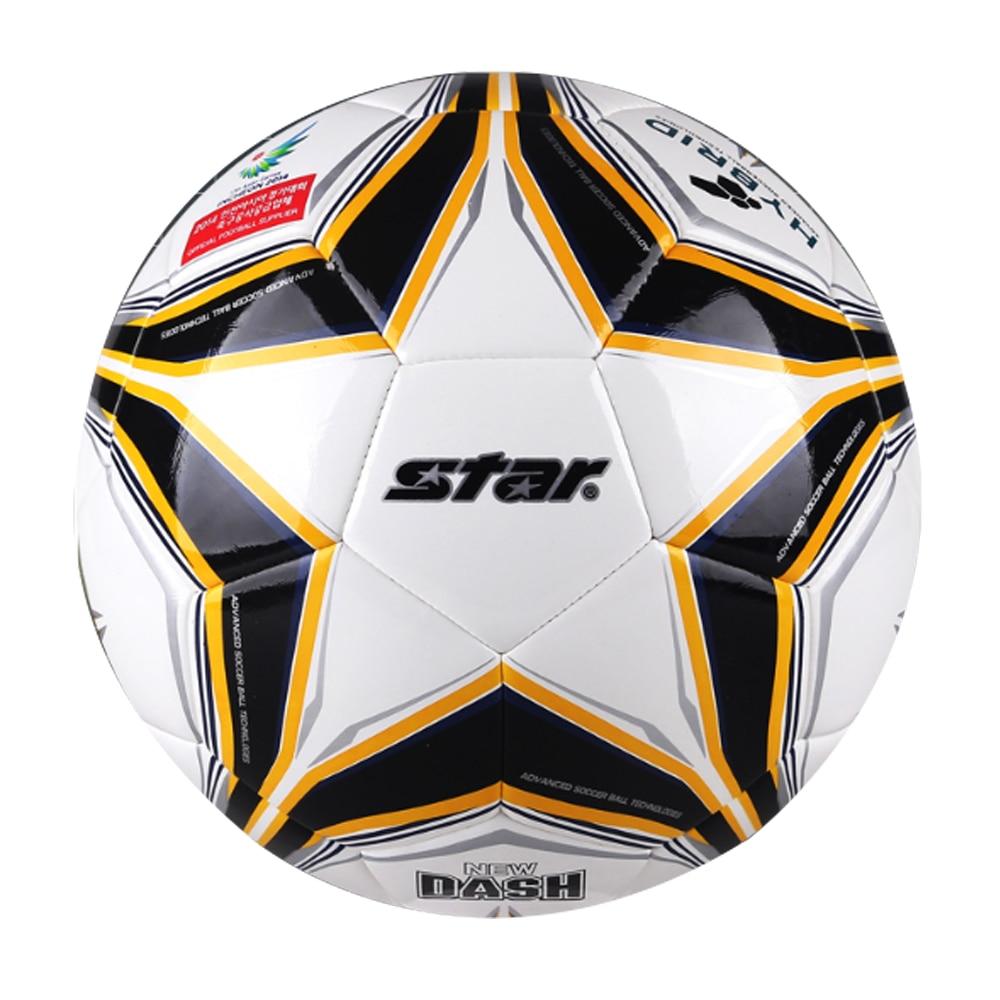 Original Star SB505 High Quality Standard Soccer Ball Training Balls Soccer Official Size 5 Pu Soccer Ball Free Shipping