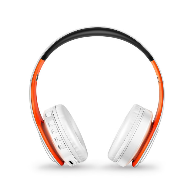 Bluetooth Headphone Handsfree Headset Super Bass Music Mp3 Player with Microphone for Smartphones PC 1