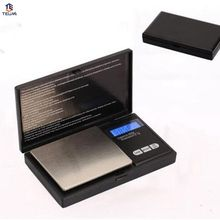 Santa Claus 2017   New Sterling Silver Jewelry 200g x 0.01g Mini Precision Digital Scales Gold LCD Pocket Scale 0.01 Balance Weight Electronic Scales.