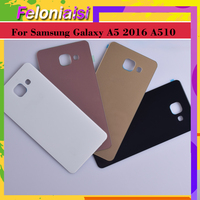 case samsung galaxy 10Pcs/lot For Samsung Galaxy A510 A510F A5100 A5 2016 Housing Battery Door Rear Back Glass Cover Case Chassis Shell Replacement (1)