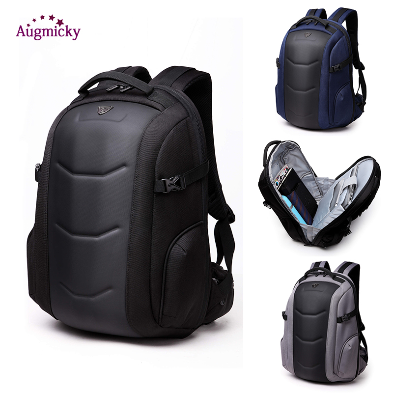 2019 New Men Backpack Waterproof Oxford 15.6 Inch Business Laptop Backpack Anti Theft Backpacks Schoolbag Travel Bags Mochilas