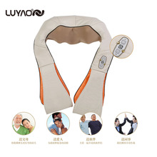 Multifunction Infrared Heating Body Massge.Health Care Car Home Acupuncture Kneading Neck Shoulder Cellulite Massager