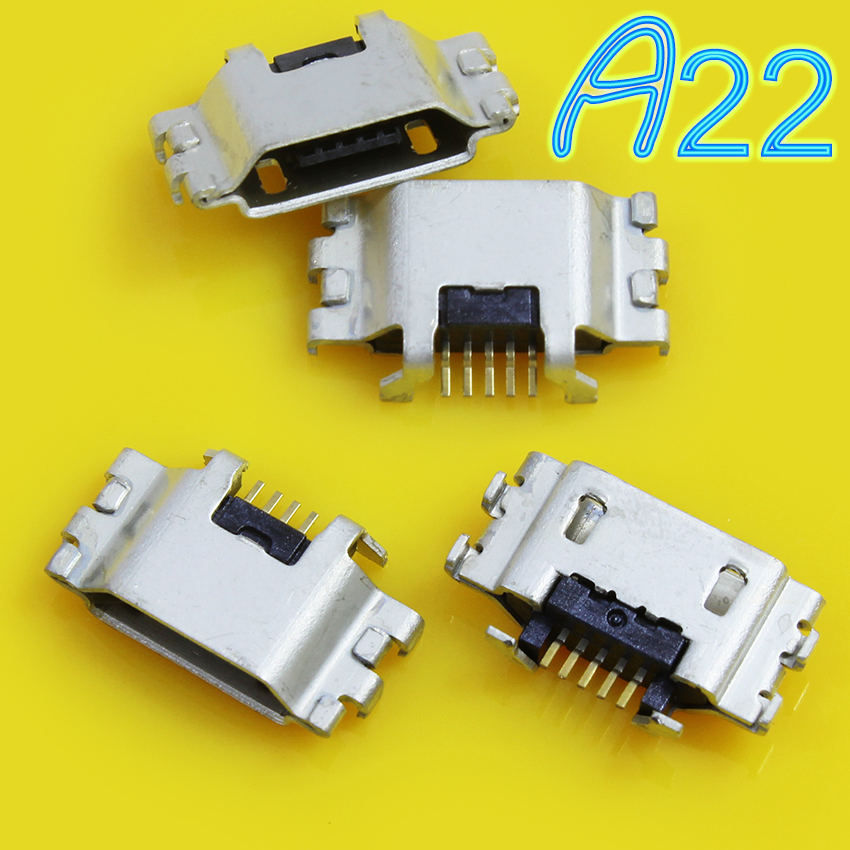 5Pcs/lot, Micro USB Charger Charging Connector Port Power Jack For Sony Xperia Z L36h Z1 Z2 Z3 Mini Compact S Lt26i Replacement
