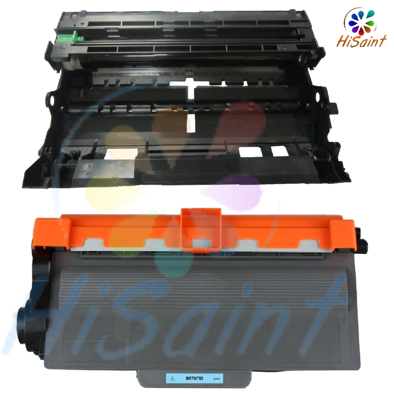 ФОТО Free shipping 2016 New [Hisaint] Compatible TN750 Toner Cartridge + DR720 Drum for Brother 8110 8150 8155