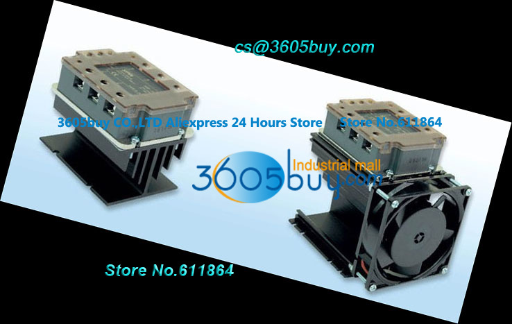 Three Phase Solid-state Relay TSR-40DA