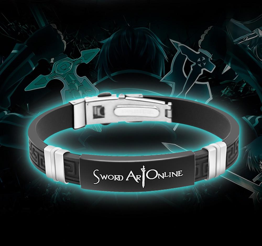 Sword Art Online Wristband Again