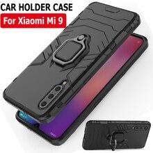 Car Holder Stand Case For Xiaomi Mi 9 8 SE 8 lite 6X MAX 3 MIX