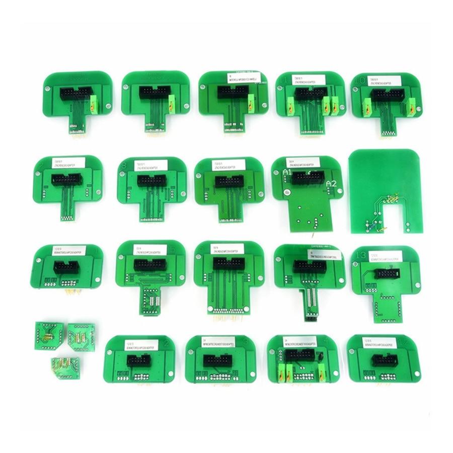 BDM Probe 22pcs Full Adapters For KTAG/KESS/KTM/Dimsport(Denso, Marelli, Bosch, Siemens) BDM ECU Remap Programmer