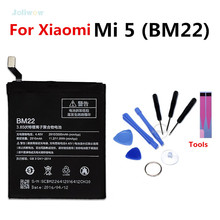 New Battery For XiaoMi 5 Mi5 M5 Replacement batteries 3000mAh for xiaomi BM22 High Capacity Bateria