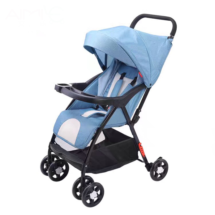 Baby Stroller Super Portable Lying Folding Baby Stroller  can be on plane umbrella carts 2017 pouch new baby stroller super light umbrella baby car folding carry on air plane directly minnie size