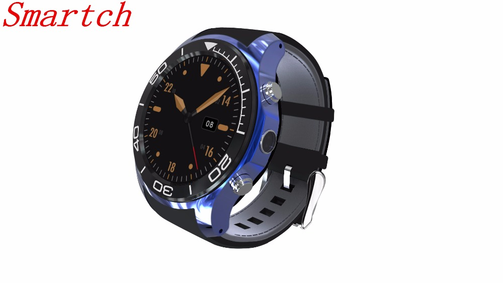 Smartch S1 smart watch 2017 new Android 5.1 dual-core 1.2GHZ support SIM card TF card GPS WIFI MTK6572 Bluetooth camera MP3 smartch fashion s1 smart watch phone fitness sports heart rate monitor support android 5 1 sim card wifi bluetooth gps camera sm