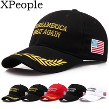 XPeople Make America Great Again Hat Donald Trump USA MAGA Cap Adjustable Baseball Hat 2020
