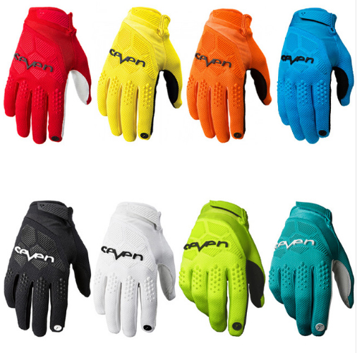 2018 Husqvarna Motocross Glove BMX Off Road Motos Dirt Bike ATV MX Motorcycle Gloves mtb gloves Air cycling racing gloves