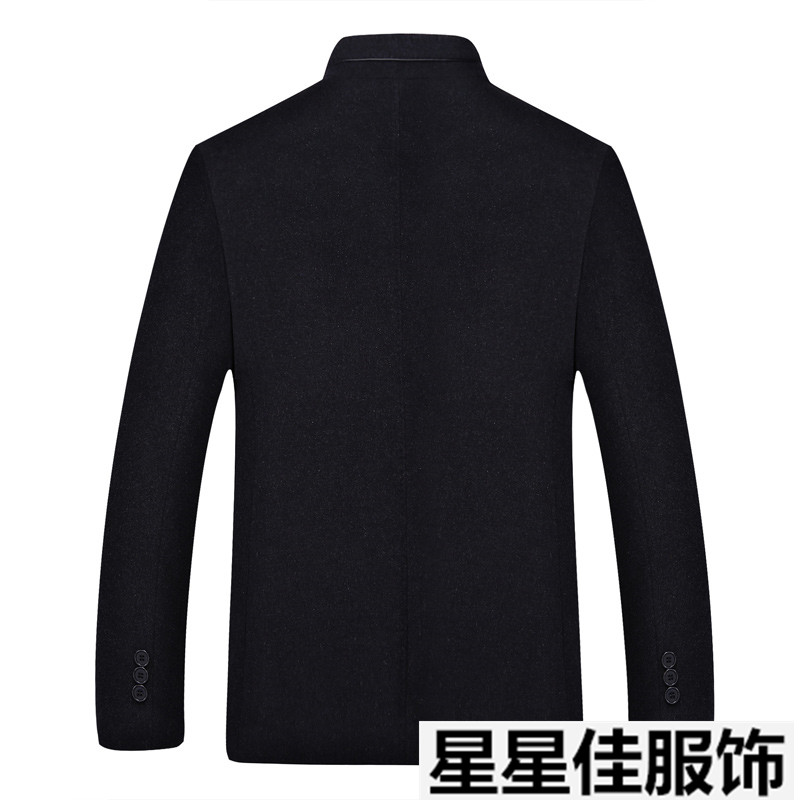Mélangée 6xl Laine Doublé 8xl Hiver Gros Noir 5xl Marque Mâle Épais Manteau De Chaud Polaire En 1 Homme Mode 2 Hommes qSBnAHnFw