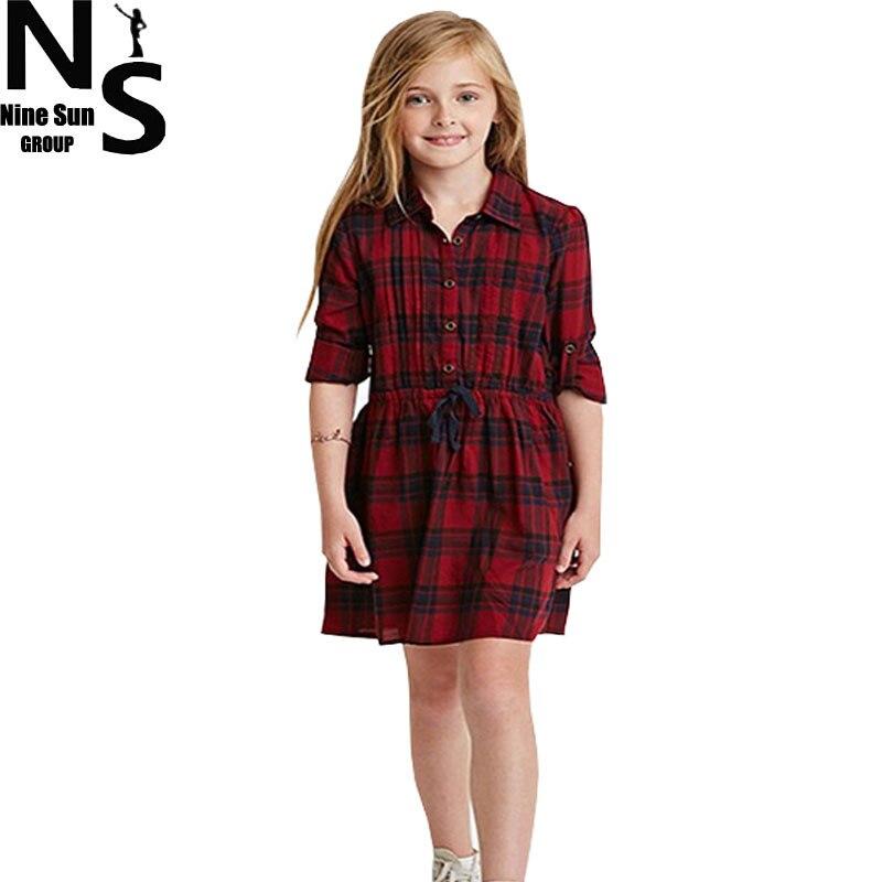 TOP NS 2016 New Arrival Girls Summer Dress Brand Design ...